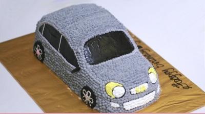 Bánh hình xe hơi mã B176