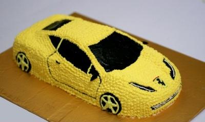 Bánh hình xe hơi mã B174