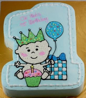 Bánh em bé 1 tuổi mã B214