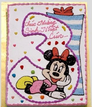 Bánh chuột Mimi mã B254