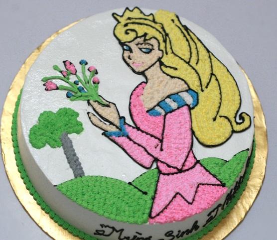 Bánh công chúa mã B4715