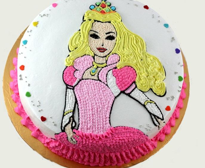 Bánh công chúa mã B4916