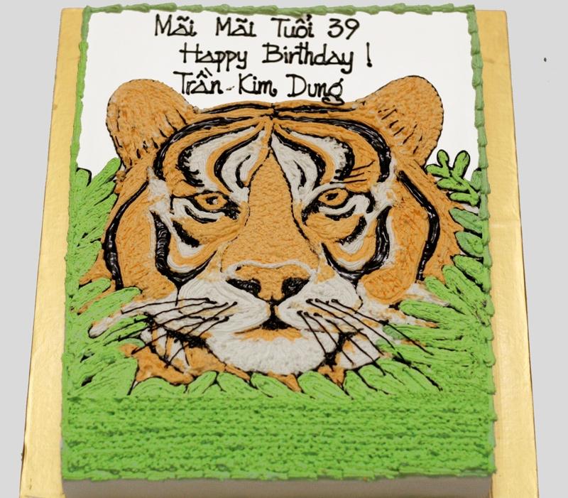 Bánh con hổ mã B1944