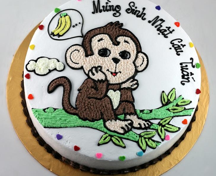 Bánh khỉ thèm chuối mã B1946