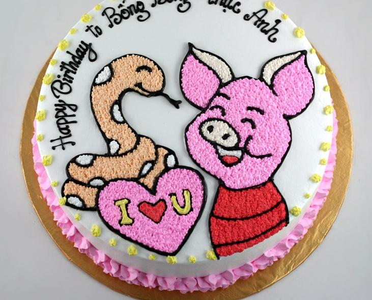 Bánh heo và rắn mã B1105