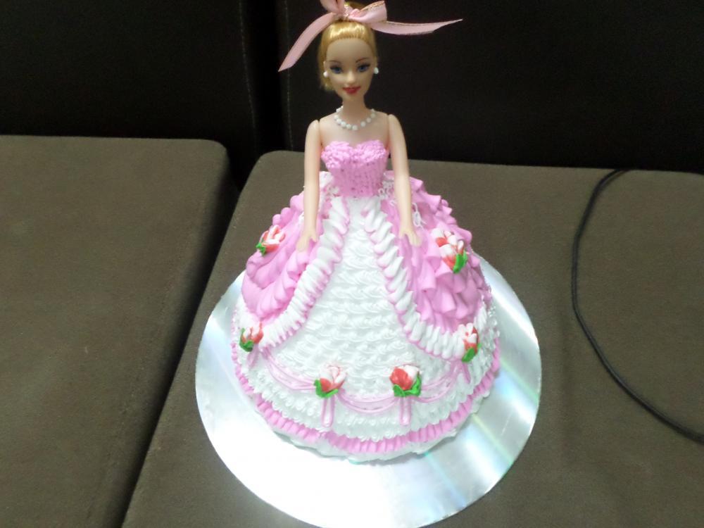 Bánh sinh nhật công chúa Mã B4728