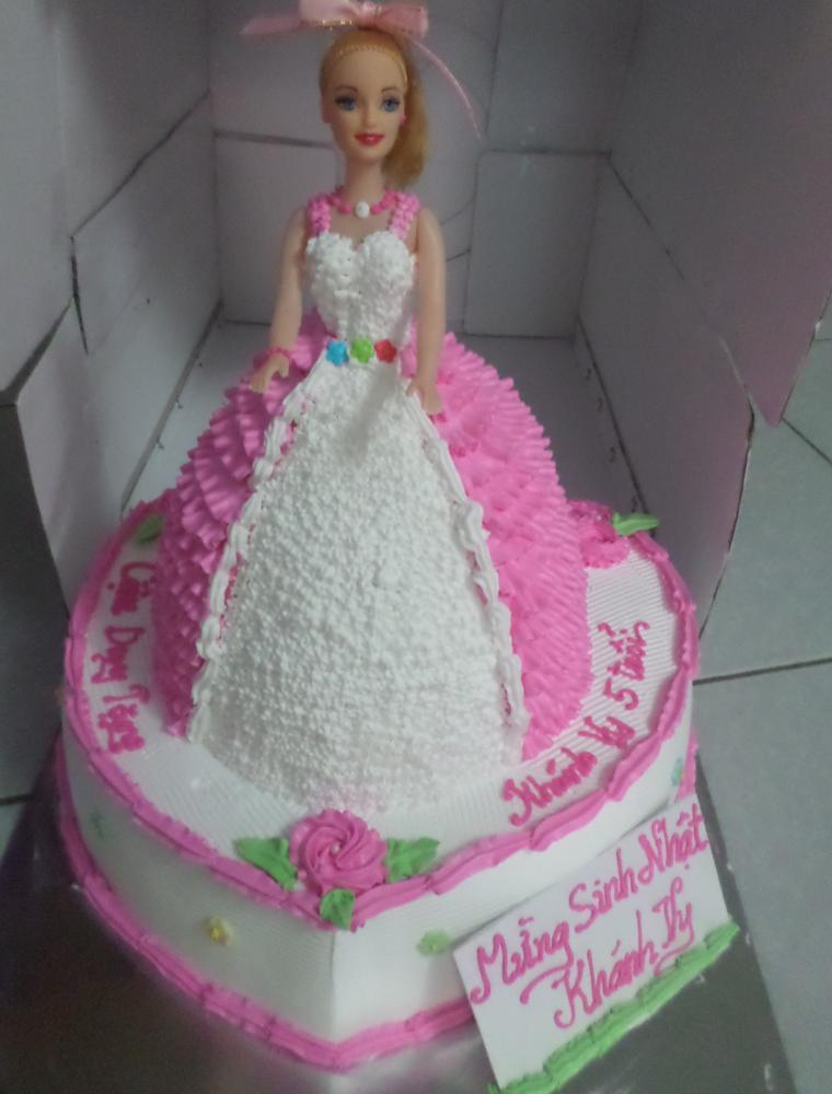 Bánh sinh nhật công chúa Mã B4729