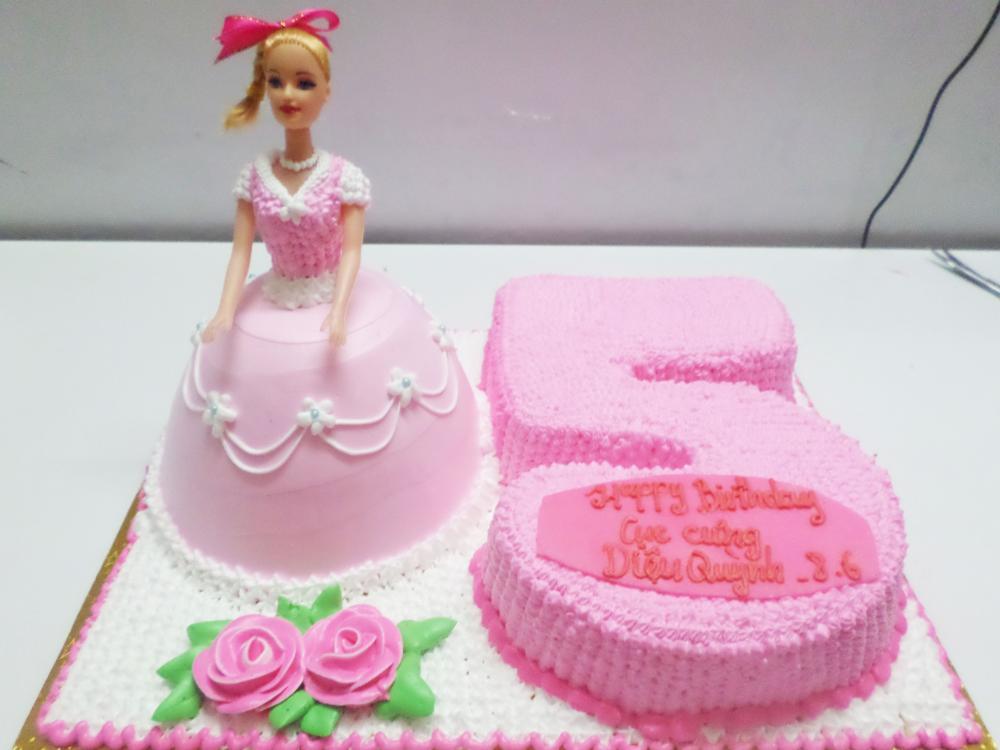 Bánh sinh nhật công chúa Mã B4732