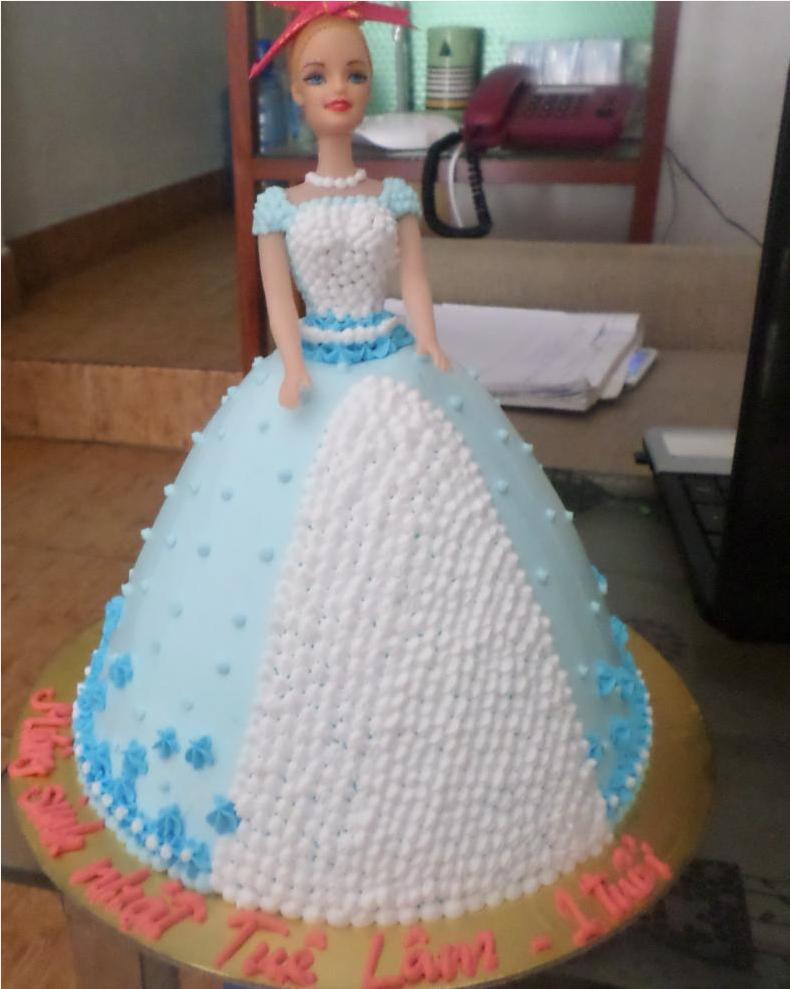 Bánh sinh nhật công chúa Mã B4733