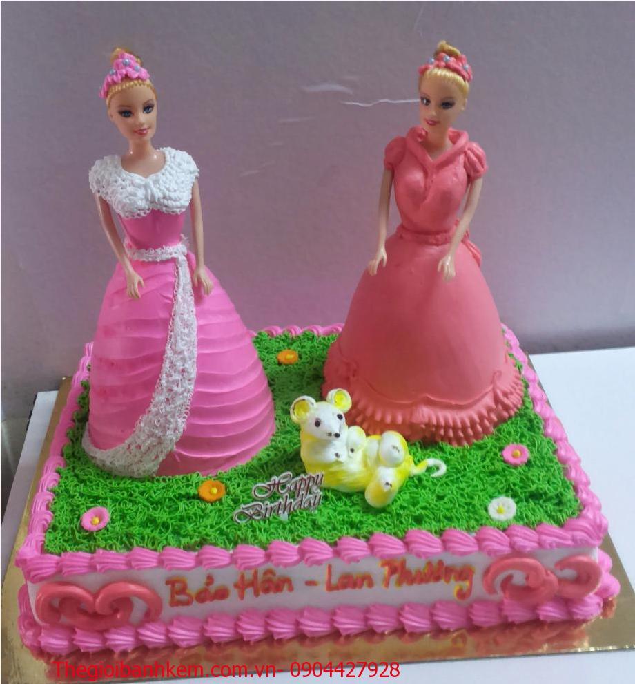 Bánh công chúa Mã B5107