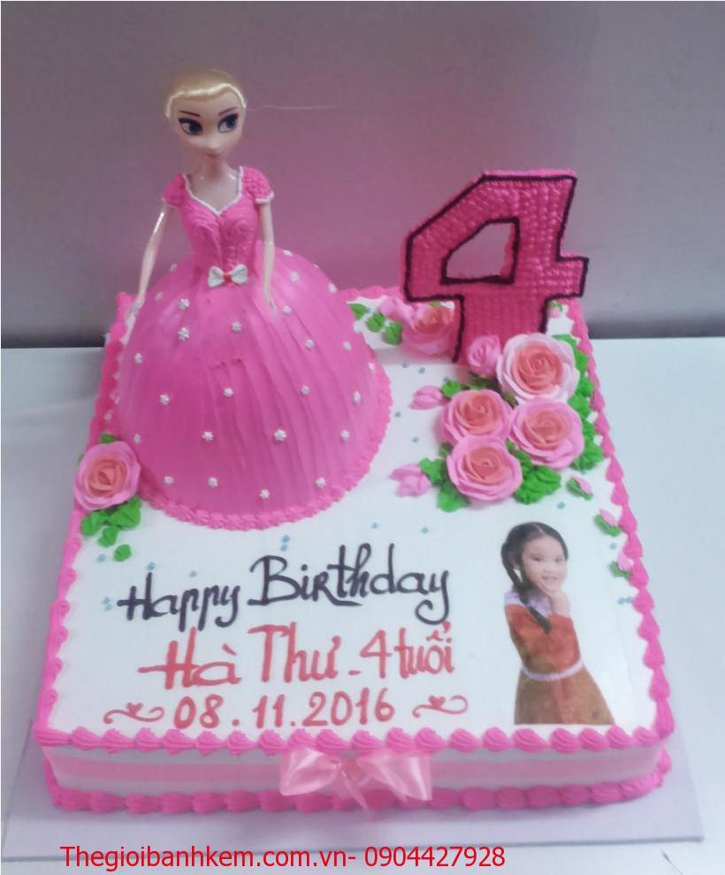 Bánh công chúa Mã B4807