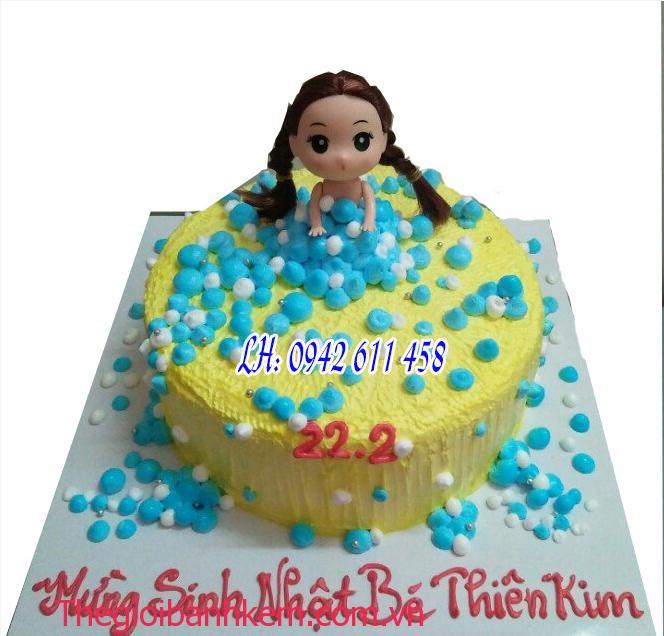 Bánh công chúa Mã B1496