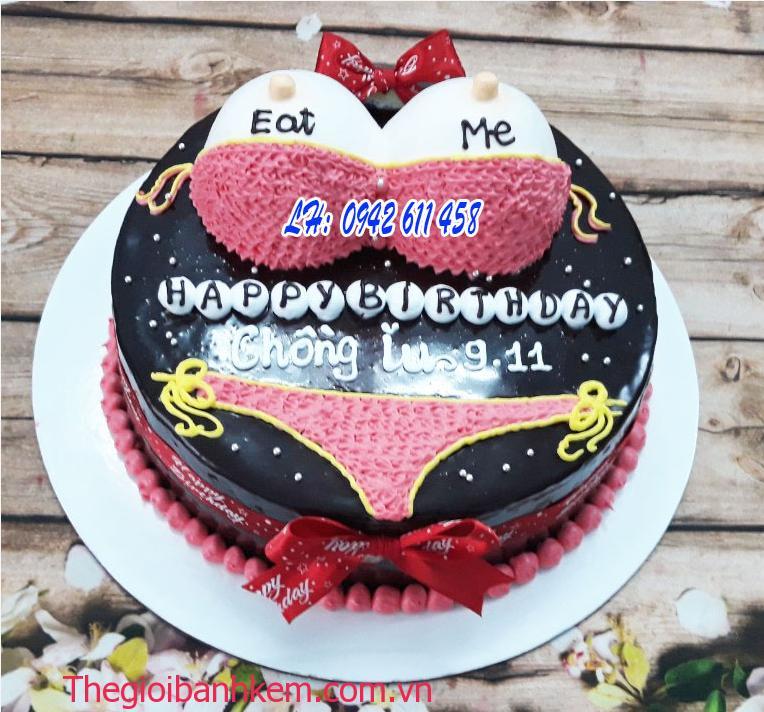Bánh kem Bikini Mã B5390