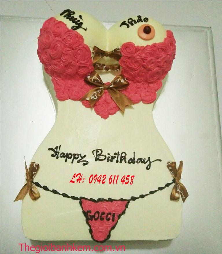 Bánh bikini B5394