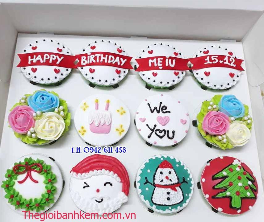 Bánh cupcake cc52