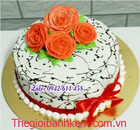 Bánh kem Mã B11043