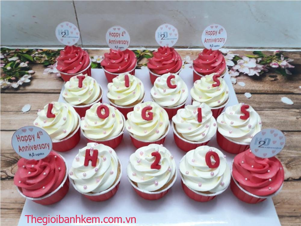 Bánh cupcake mã CC68
